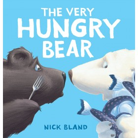 Ένα αρκούδι πολύ πεινασμένο