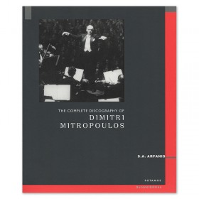 The complete discography of Dimitri Mitropoulos